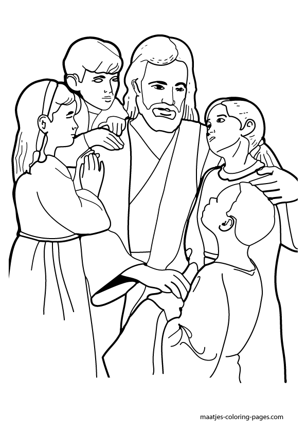 Colouring Pages Easter Story Magazine Easter Story