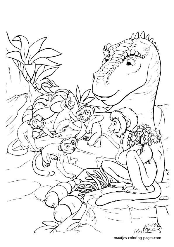 disney dinosaur coloring pages | Disney Dinosaur Carnotaurus Coloring Pages And Coloring Pages
