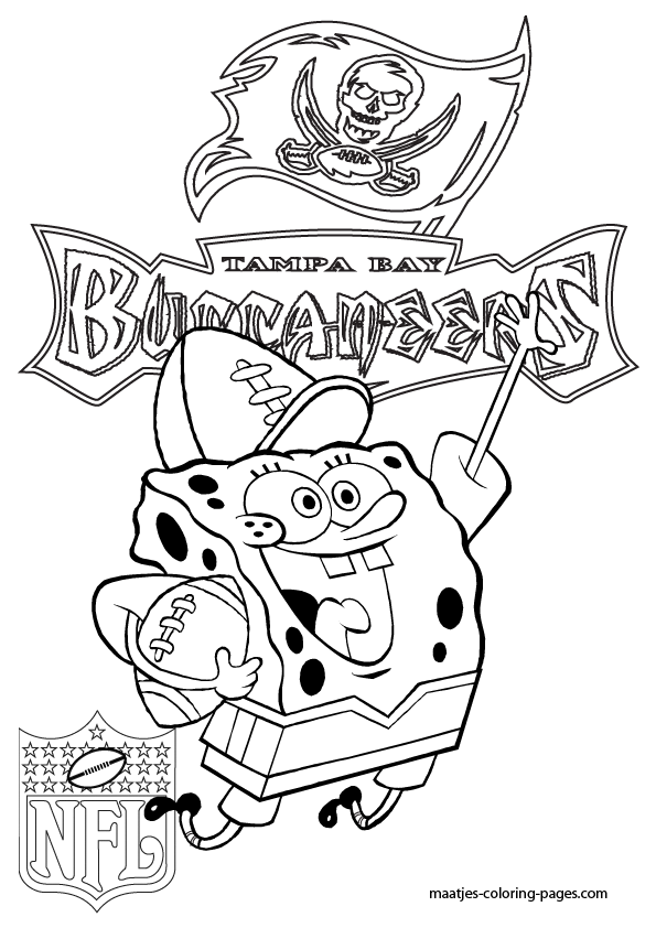 buccaneers helmet coloring pages - photo #10