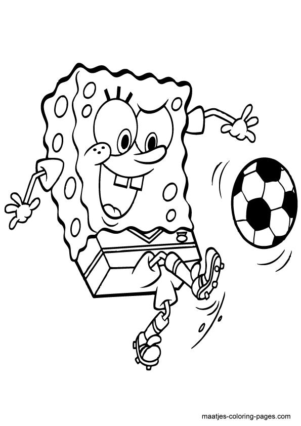 Spongebob squarepants coloring page for Coloring pages spongebob squarepants