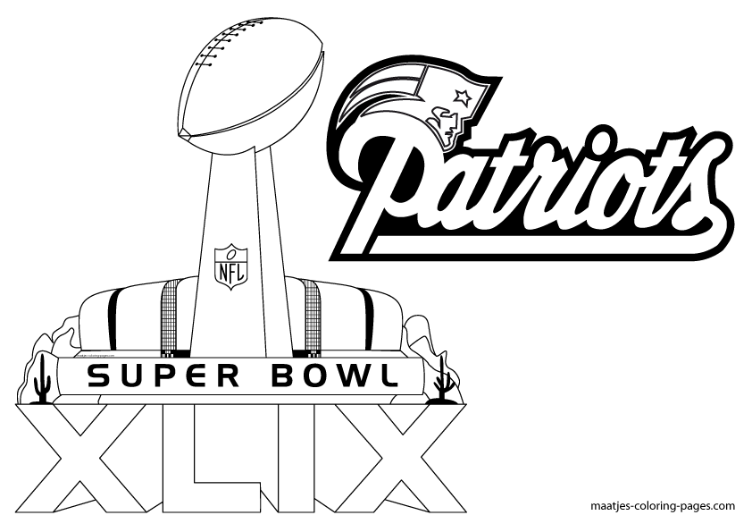Super Bowl XLIX New England Patriots