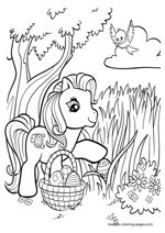 My Little Pony Easter