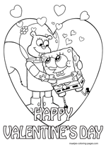 SpongeBob Valentines Day